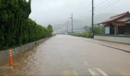 令和3年8月豪雨