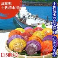 【B-91】土佐清水の長太郎貝(ヒオウギ貝)【20個入】