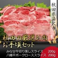 A1801 秋田の厳選お肉 お手頃セット