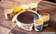 【逗子限定】おすすめプリンとバスクチーズケーキ