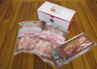 キイチゴパウンドケーキ1個キャンディー2袋