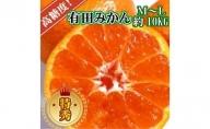 BD6034_高糖度 有田みかん 10kg 特秀品M~L