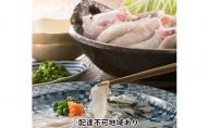 【トラフグ 瀬戸姫】てっさ、鍋、カラアゲ用