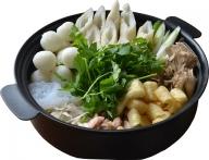 【B126】比内地鶏きりたんぽ・だまこ鍋セット(3人前)