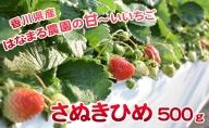 はなまる農園の甘~いいちご【さぬきひめ】