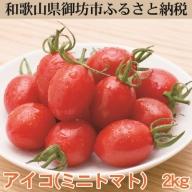 アイコ(ミニトマト)2kg