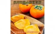 G91008_【先行予約】和歌山秋の味覚 富有柿 秀品 約4kg 化粧箱入