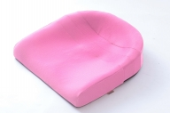 〈訳あり〉スポッとクッション(カラー廃番のため、ピンク好きな方におすすめ!)