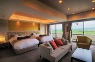 ホテルレジーナ河口湖 「グランコンフォート・ツインルーム」 1泊2食付き 2名様宿泊券