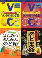 ノーベル製菓のど飴4種類 24袋