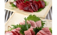 a18-030 マグロ 天然南鮪 中トロ 赤身 食べ比べ セット 約800g