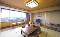 a95-004 かんぽの宿 焼津 ペア 宿泊券 全室オーシャンビュー