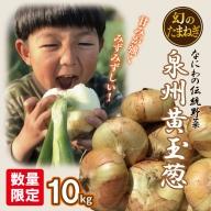 010B259 200セット限定!幻の玉葱『泉州黄玉葱』
