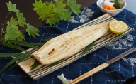 【2021年9月より順次発送】静岡県浜名湖産 鰻の白焼き 約125g×2本セット