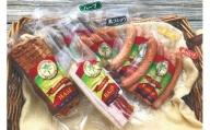 肉製品6点セット 肉製品 詰め合わせ ソーセージ ブロック ベーコン 山之村牧場