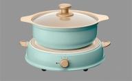 IH調理器 鍋セット ricopa  IHLP-R14-AA