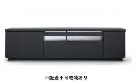 ボックステレビ台 アッパータイプBTS-GD150UK(ブラック)
