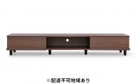 テレビ台 ボックスタイプBAB-180A(ウォールナット)