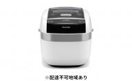 米屋の旨み 銘柄量り炊き 圧力IHジャー炊飯器5.5合(分離なし)RC-PC50-W
