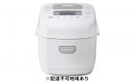 圧力IHジャー炊飯器3合 RC-PD30-W