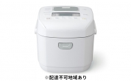 圧力IHジャー炊飯器5.5合 RC-PD50-W