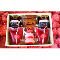 ハチや菓子舗 キイチゴのスイーツ詰め合わせ