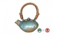 つる付大土瓶(大山ブランド会)高島屋 タカシマヤ 0383.1000-n4