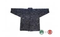 弓浜絣 作務衣 上衣(大山ブランド会)高島屋 タカシマヤ 0375.500-K7