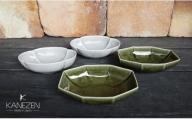 A25-216金善製陶所 小鉢 2種 4点セット 有田焼