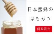 EZ002 B-3.【純度100%】貴重な日本蜜蜂のはちみつ 百花蜜・百花巣蜜