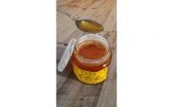 EZ005 日本蜜蜂はちみつ 百花蜜(ビン詰め・300g)