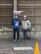 【一般社団法人日本ドローン協会】ドローン3級+2級操縦士技能証明取得コース(学科1日+実技2日)
