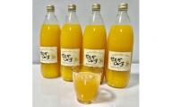 【果汁100%】無添加!贅沢絞りのせとかストレートジュース 1000ml 4本セット