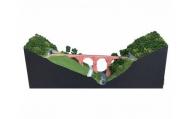 No.118 碓氷第三橋梁(めがね橋)Nゲージジオラマ / 鉄道模型 展示 趣味 玩具 群馬県