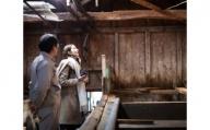 No.201 天然醸造の醤油蔵にふれて 醤油しぼり体験(ペア) / 醤油 見学 群馬県