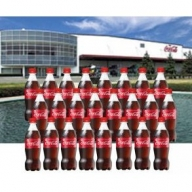 コカ・コーラ社 蔵王工場直送コカ・コーラ500ml×24本