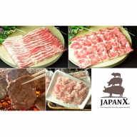 JAPAN X&特選厚切牛タンセット1.7kg
