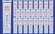 里見 サビキ 激渋(赤黒、6本針、6号-1.0号)24枚組