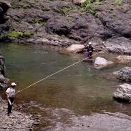 【椎葉での渓流釣りを楽しむ】遊漁許可証(年券) 耳川水系【釣り好き必見】