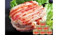 【 かに 缶詰 】 たらばがに 棒肉詰 185g×3缶:2セット < マルヤ水産 >