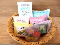 ありがとうせっけんセット 手作り石鹸 化粧石鹸 さくら バラ 自然派