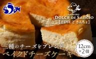 ベイクドチーズケーキ 【羅臼】 F21M-448