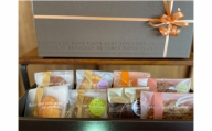 No.204 手づくり焼き菓子詰め合わせ(計8個) / マドレーヌ おやつ 群馬県 特産品