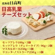 日高乳業チーズセット