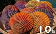 【A-124】コロナ緊急支援品:ヒオウギ貝(ホタテの仲間)12個入り
