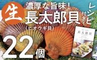 【B-138】コロナ緊急支援品:ヒオウギ貝(ホタテの仲間)25個入り