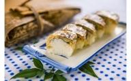 76 焼き太刀魚寿司