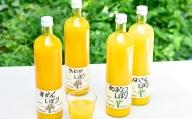 79 5種みかんジュース 大瓶(750ml)9本セット