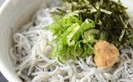 鹿児島の漁師めし しらす詰め合わせ(4種)