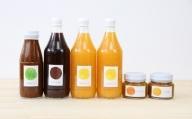 【保存料無添加】自然のめぐみ加工品セット(橙)